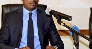 Franck SIOLO Directeur du cabinet du Ministre des Postes, Télécommunications et de l'Economie