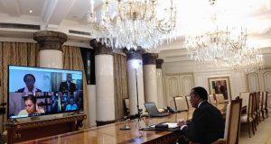 Le Président de la République du Congo SEM Dénis SASOU-NGUESSO